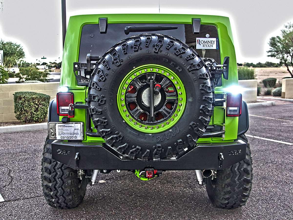 Baja Designs Jeep Squadron