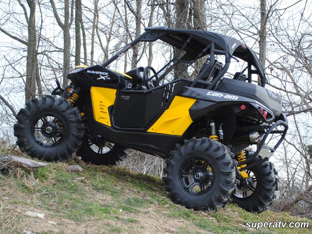 """2014+ Can-Am Maverick Super ATV 3/"""" Lift Kit"""
