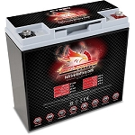 Full Throttle FT230 High Capacity Dual Purpose AGM Battery- Can-Am Maverick X3 Replacement Battery