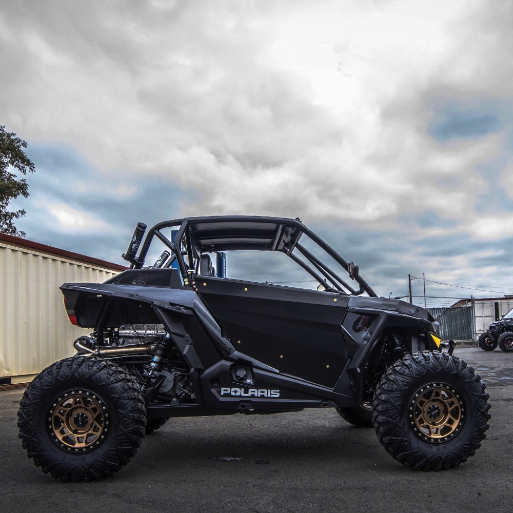 "Raptor For Sale >> SDR Motorsports ""Shorty"" 2 Seat Cage Polaris RZR XP Turbo S"