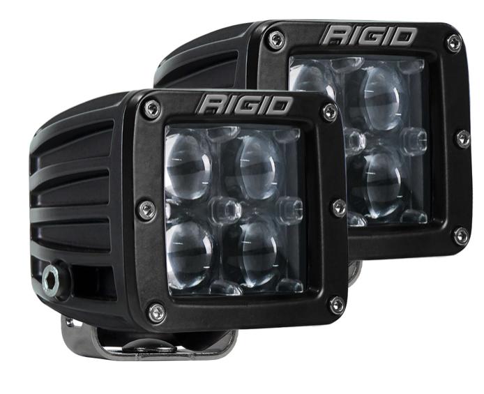 rigid industries dually led light led pod lights