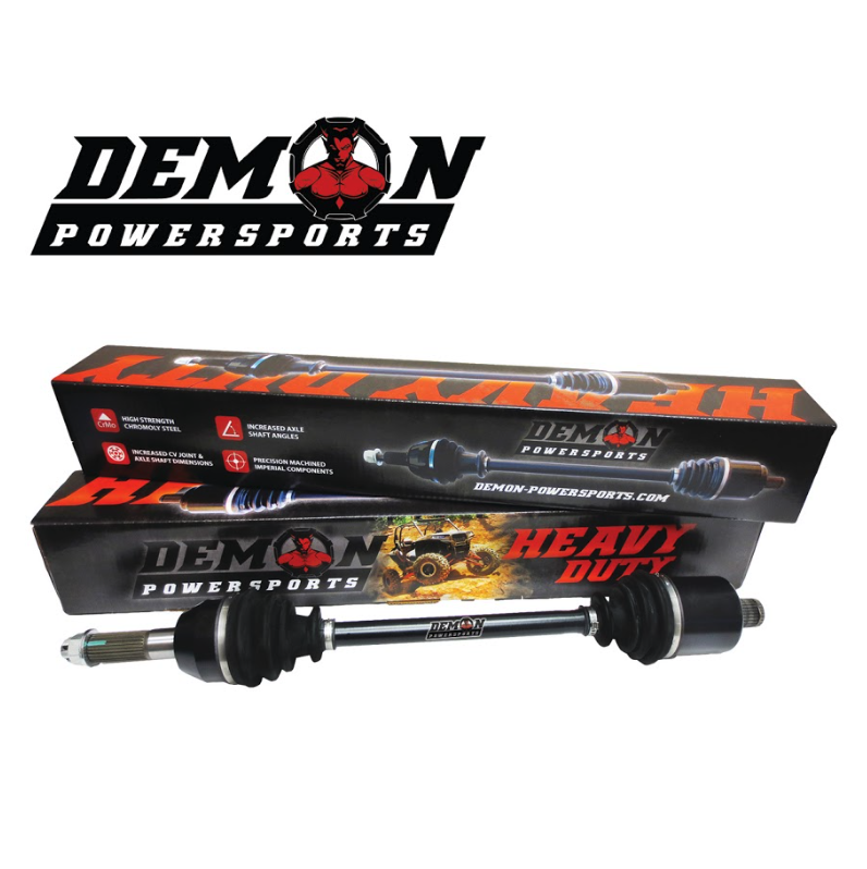 Demon Powersports Heavy Duty Polaris RZR XP 1000/Turbo Axle