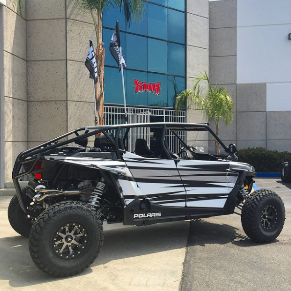 "Utv Tires For Sale >> SDR Motorsports Fastback ""Sport"" 4 Seat Cage Polaris RZR XP1000 & XP Turbo"