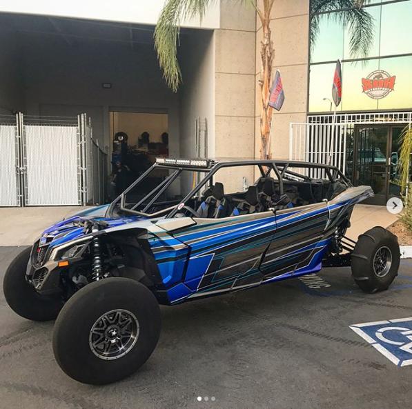 Sdr Motorsports Can Am Maverick X3 Max Quot Shorty Quot Cage
