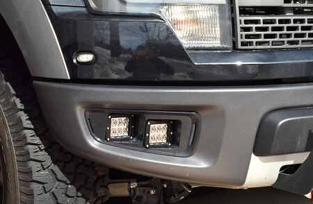 Raptor Lights 2010 2014 Gen 1 Ford Svt Raptor Fog Light