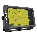 Lowrance Elite-12 Ti 2 Touch Screen GPS