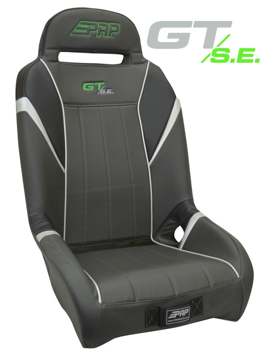 PRP Seats Teryx GT / S E Suspension Seats (PAIR)