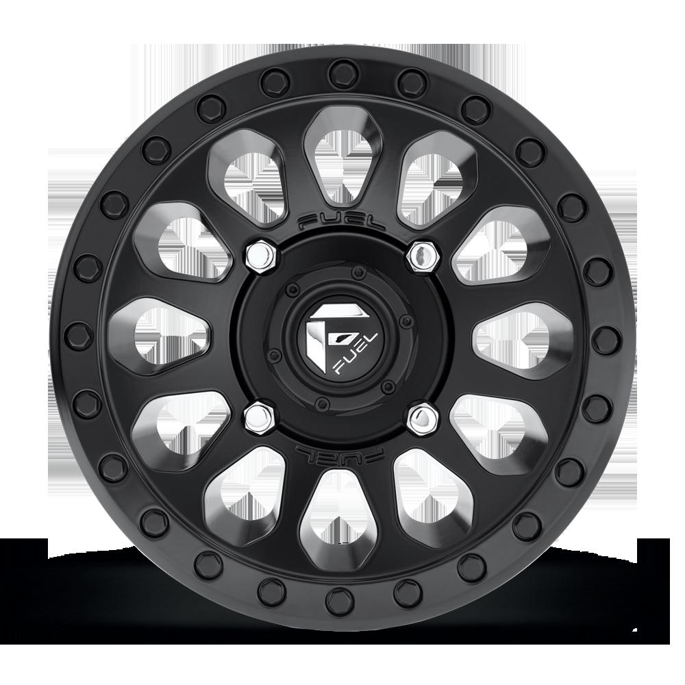 Fuel beadlock wheels