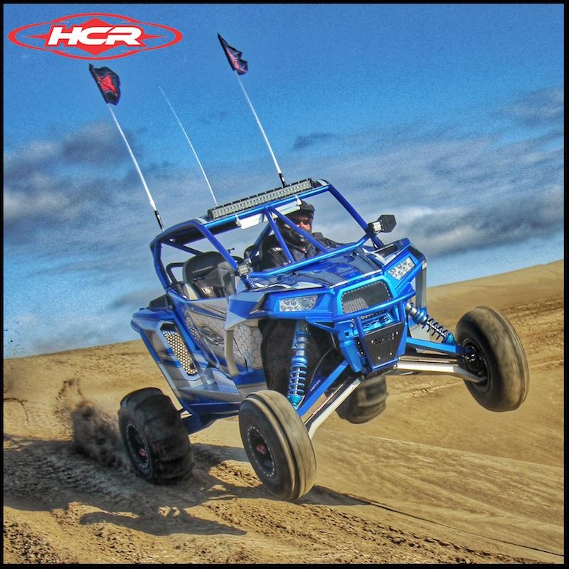 Hcr Racing Polaris Rzr Xp1000 Turbo Dualsport Long Travel