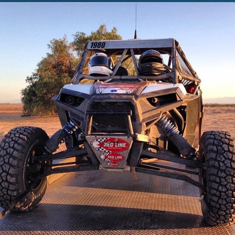 HCR Racing Polaris RZR XP1000/Turbo Dualsport Long Travel Suspension Kit