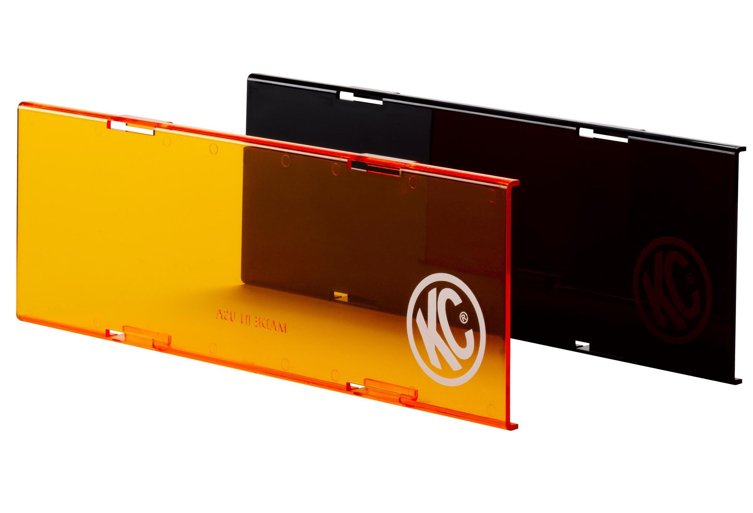Kc Hilites 10 Quot Acrylics Light Shield Cover