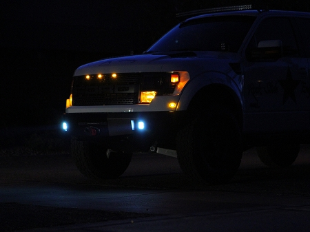 Rigid Industries Ford F150 Raptor Dot Sae Dually Led Fog