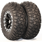 GMZ Race Products All-Terrain Cuthroat Tire 28x10-14