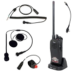 PCI Motorcycle/Quad/ATV Race Radio Package