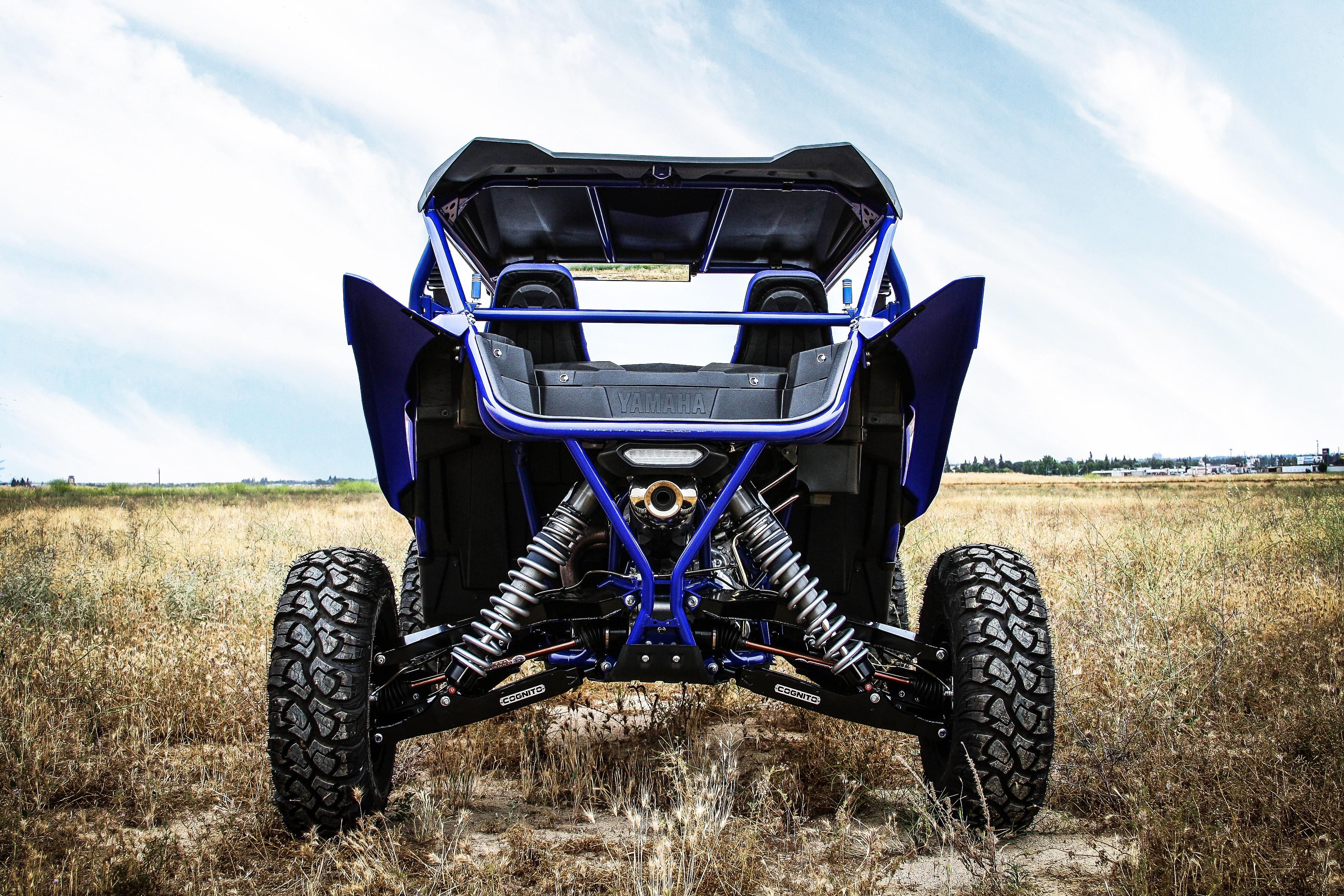 Cognito Motorsports Yamaha YXZ1000R +4 5