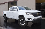 Alternative Offroad Chevy Colorado 2015+ Hood Mount Light Brackets