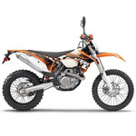 KTM Factory Dual Sport Bikes (2007-ON)