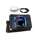 Lowrance HDS-7 Live Baja Touch Screen GPS