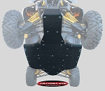 Factory UTV Can-Am Maverick 3/8 UHMW Skid Plate