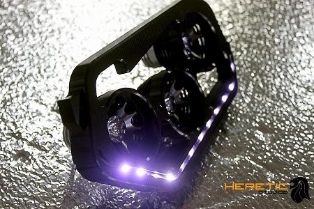 Utv Tires For Sale >> Heretic Studios Polaris RZR 800/900 LED Headlights