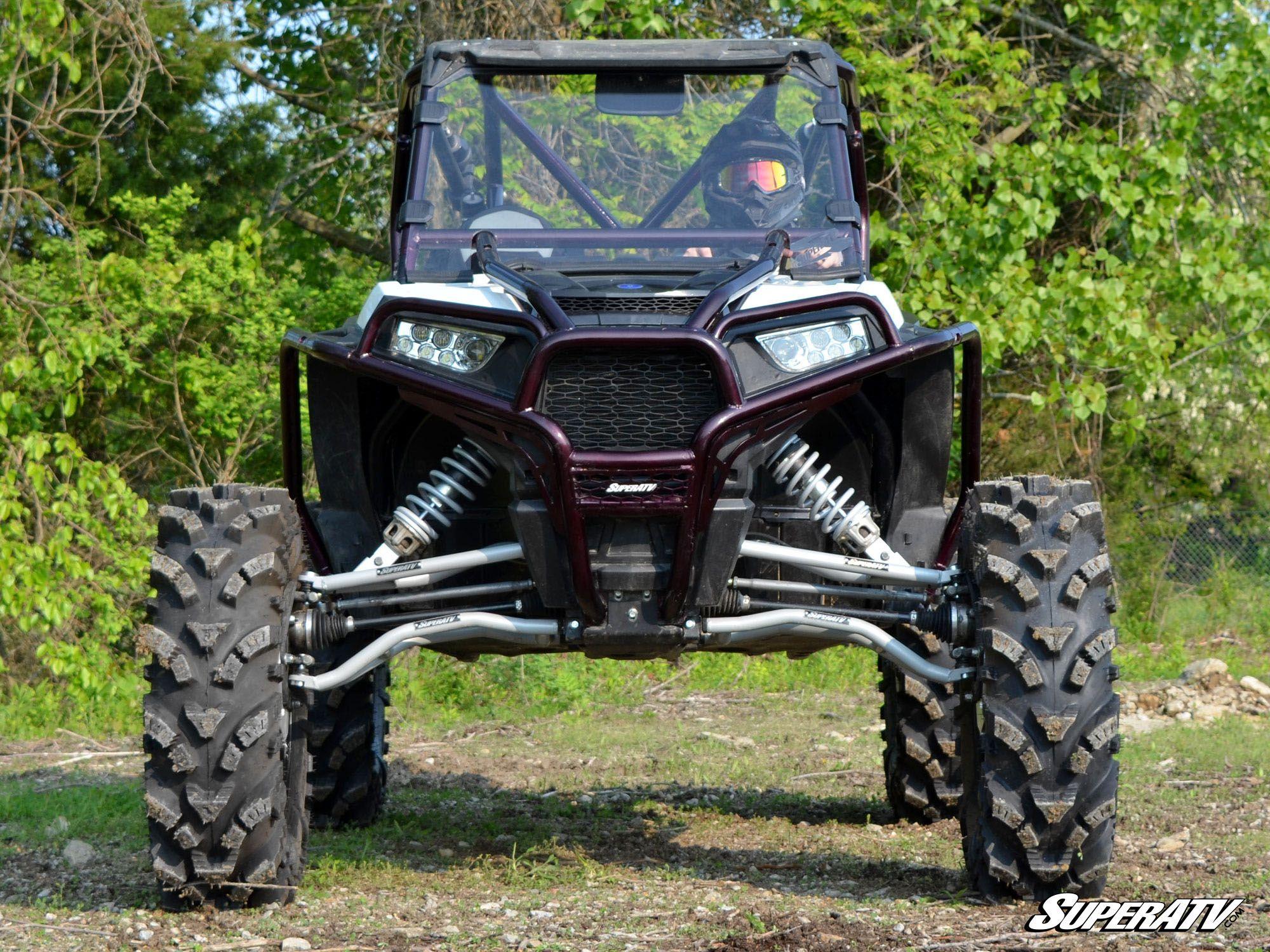 Super ATV Polaris RZR 1000 6