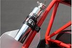 Dragonfire Racing Billet Quick Release Fire Extinguisher Mount