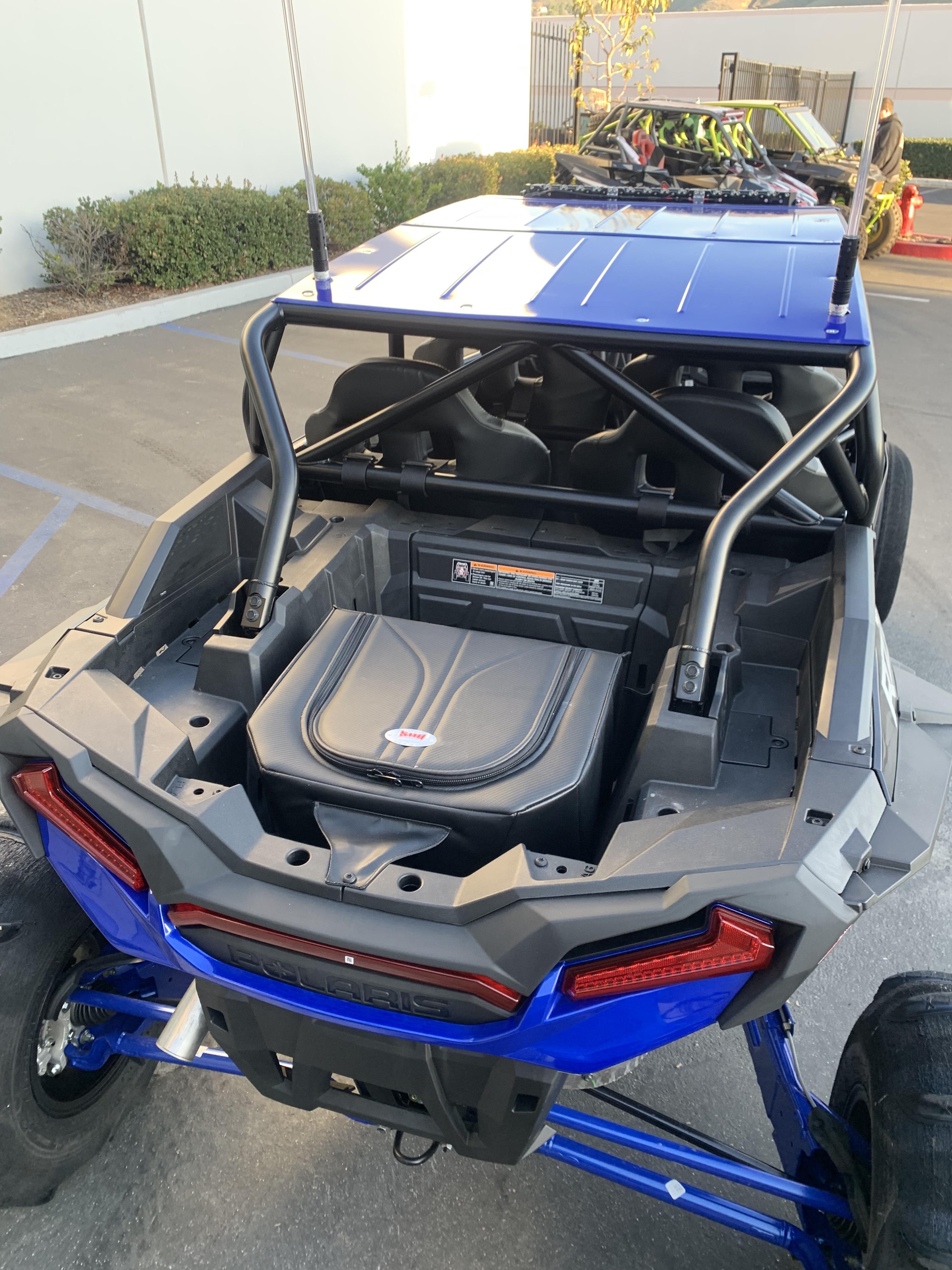 Sdr Motorsports Quot Shorty Quot Polaris Rzr Xp Turbo S 4 Seat Cage