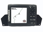 PCI Race Radios Maverick Lowrance Elite 5 & HDS 5 GPS Bracket