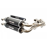 Trinity Racing Polaris RZR XP1000 Stage 5 Dual Full Exhaust System