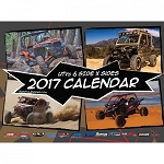 Side by Side & UTV Calendar Year 2017 SxS UTV