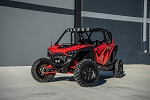 Baja Designs XL Linkable Polaris RZR Pro XP Roof Bar LED Light Kit