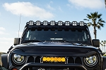 Baja Designs XL Linkable Jeep JK Roof Bar LED Light Kit
