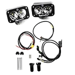 Baja Designs S2 Pro BMW 1200GS LED Light Kit ('13-ON)