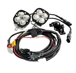 Baja Designs Squadron Pro, Adventure Bike LED Light Kit