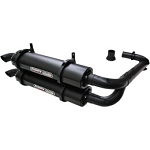 Trinity Racing Full System Cerakote Exhaust 2017-2020 Can-Am Maverick X3