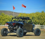 Madigan Motorsports RZR XP1000/XPTurbo 4 Seat Roll Cage
