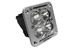 Baja Designs Squadron Sport LED Light- Flush Mount