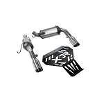 XDR Off-Road 7202FM Performance Competition Exhaust for Can-Am Maverick/Max 1000