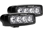 Rigid Industries SR-Q Series PRO LED Light- Flood - Pair