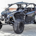 Baja Designs Can-Am Maverick X3 S8 Shock Mount LED Light Kit