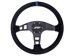 PRP Seats Flat Steering Wheel- Suede