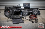 SSV Works Polaris RZR XP1000/Turbo Plug and Play Complete 3-Speaker Kit