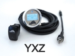 Razorback Technology YXZ Engine Temp Gauge- 3.1 Dimmable Edition