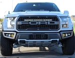 Baja Designs Ford Raptor Gen 2 2017+ 30  S8 LED Light Grille Mount Kit