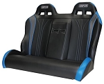 Simpson Race Products Vortex Rear Bench UTV Seat