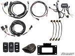 SuperATV Can-Am Maverick X3 Plug & Play Turn Signal Street Legal Kit