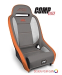 PRP Comp Elite Suspension Seat