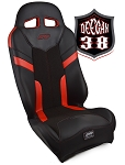 PRP Seats Deegan 38 Pre-Runner Fixed Back
