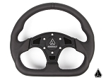Assault Industries Ballistic D-Shaped Quick Release Steering Wheel Kit
