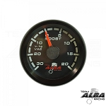 Alba Racing Polaris RZR XP Turbo Boost PSI Gauge